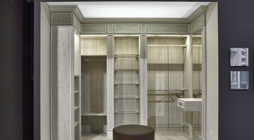 Cabine armadio remiro - Scaffali per cabine armadio ...